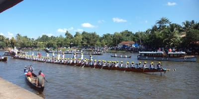 Payipad Haripad Kerala Snake Boat Race