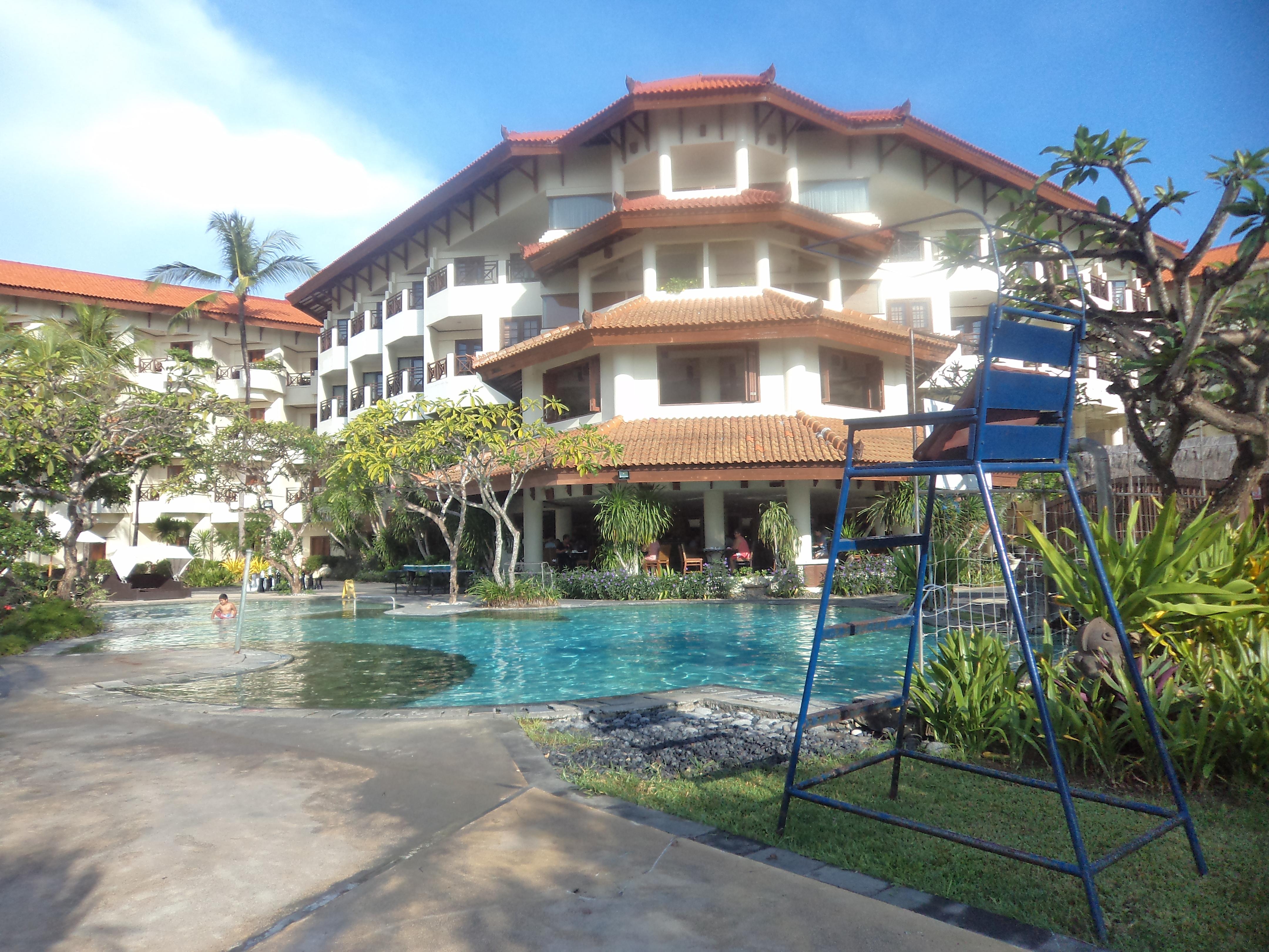 Hotel Grand Mirage, Nusa Dua, Bali