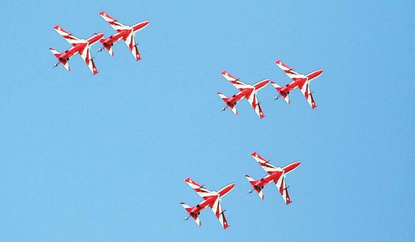 AeroIndia Airshow Bangalore